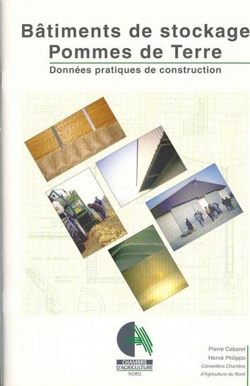 Bâtiment de stockage Pomme de terre données pratiques de construction