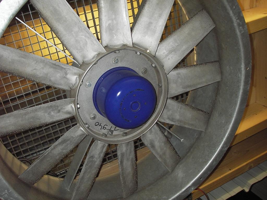 Les nuisances sonores liées aux ventilateurs dans les bâtiments de conservation de pommes de terre