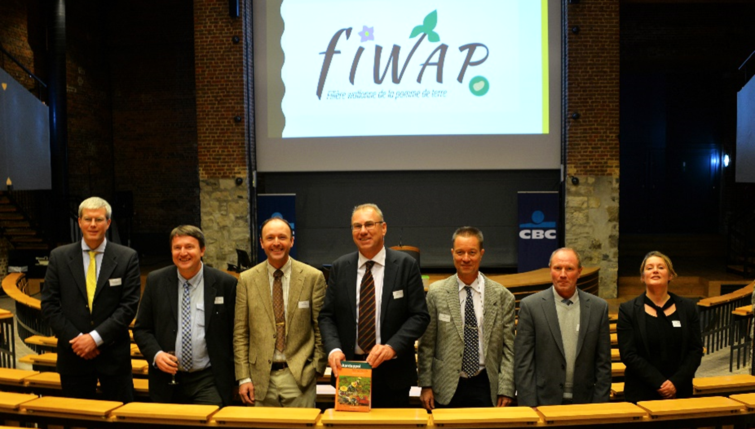 Fête réussie pour les 25 ans de la Fiwap