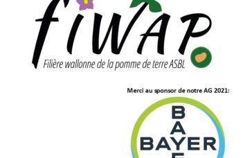 Présentations de l'assemblée générale de la Fiwap du 9 mars 2021