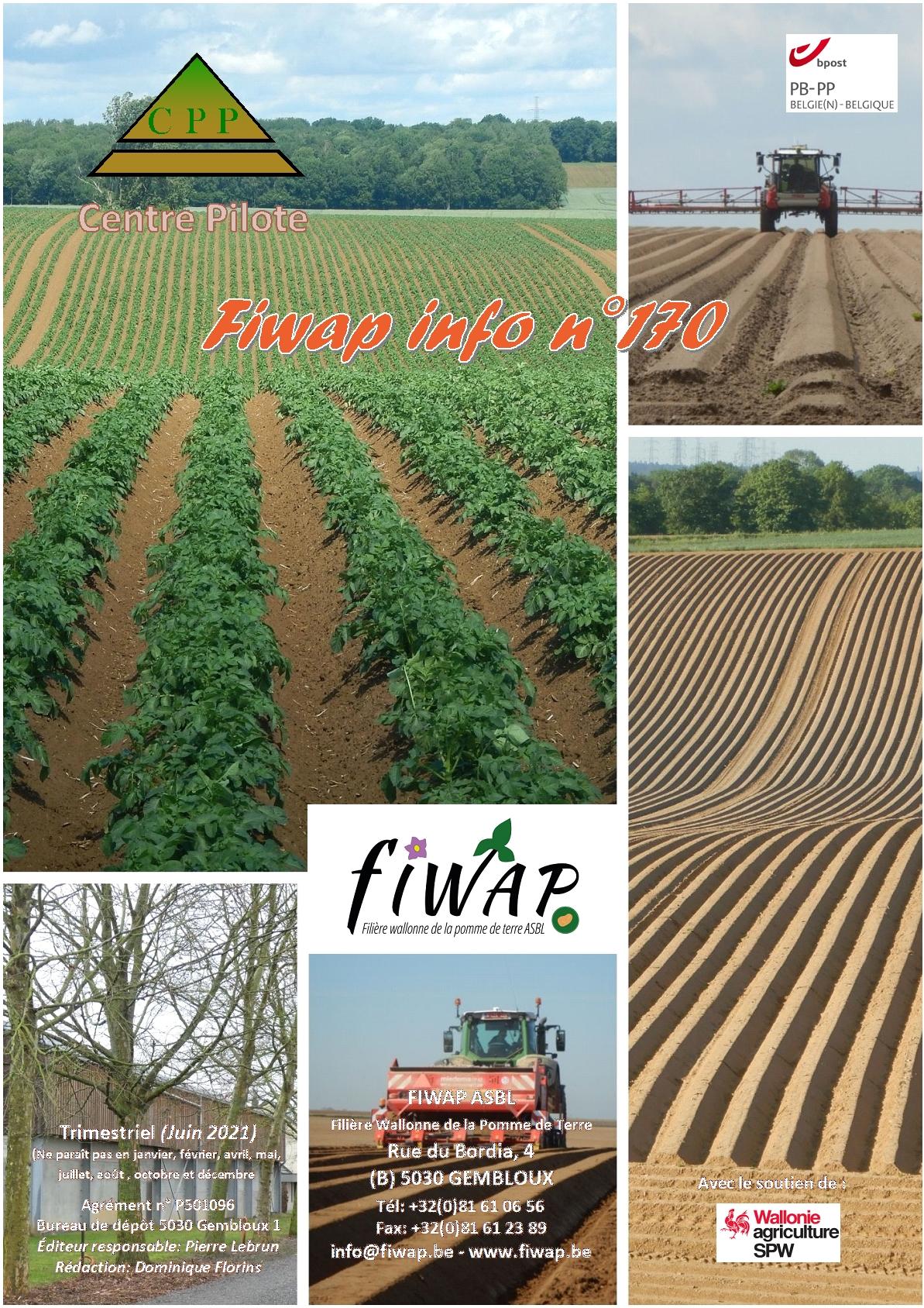 Fiwap Info 170 – Juin 2021